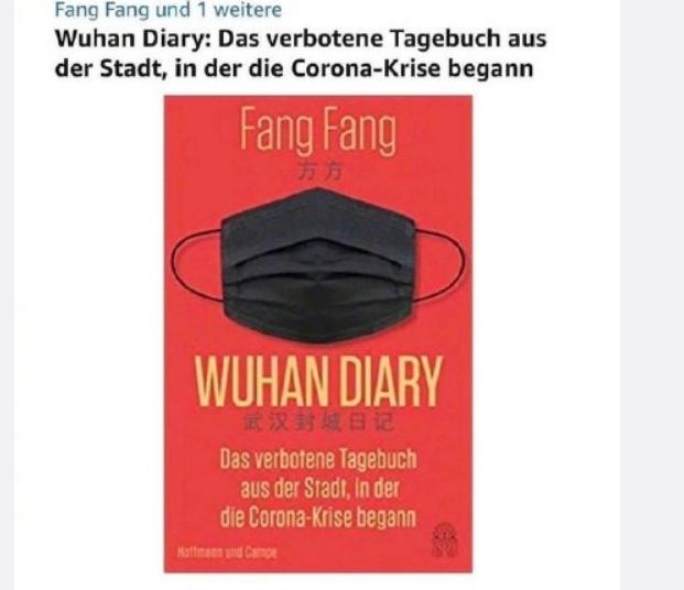 Buch über Wuhan