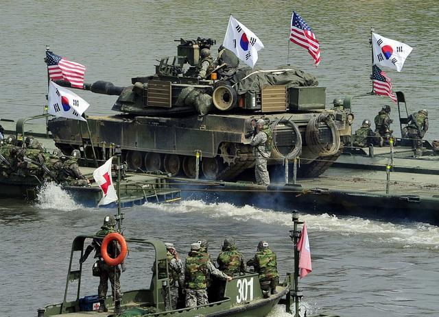 """日韩交巨额""""保护费""""不敢吭声 尹卓:美国就是""""黑老大"""""""