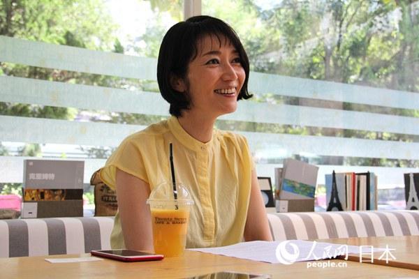 いつまでも変わらないことで伝えるもの 女優・松峰莉璃さん