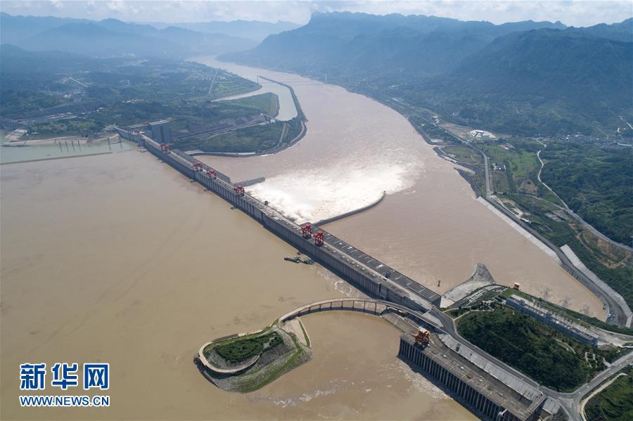 三峡ダム、今年最高水位に_中国...