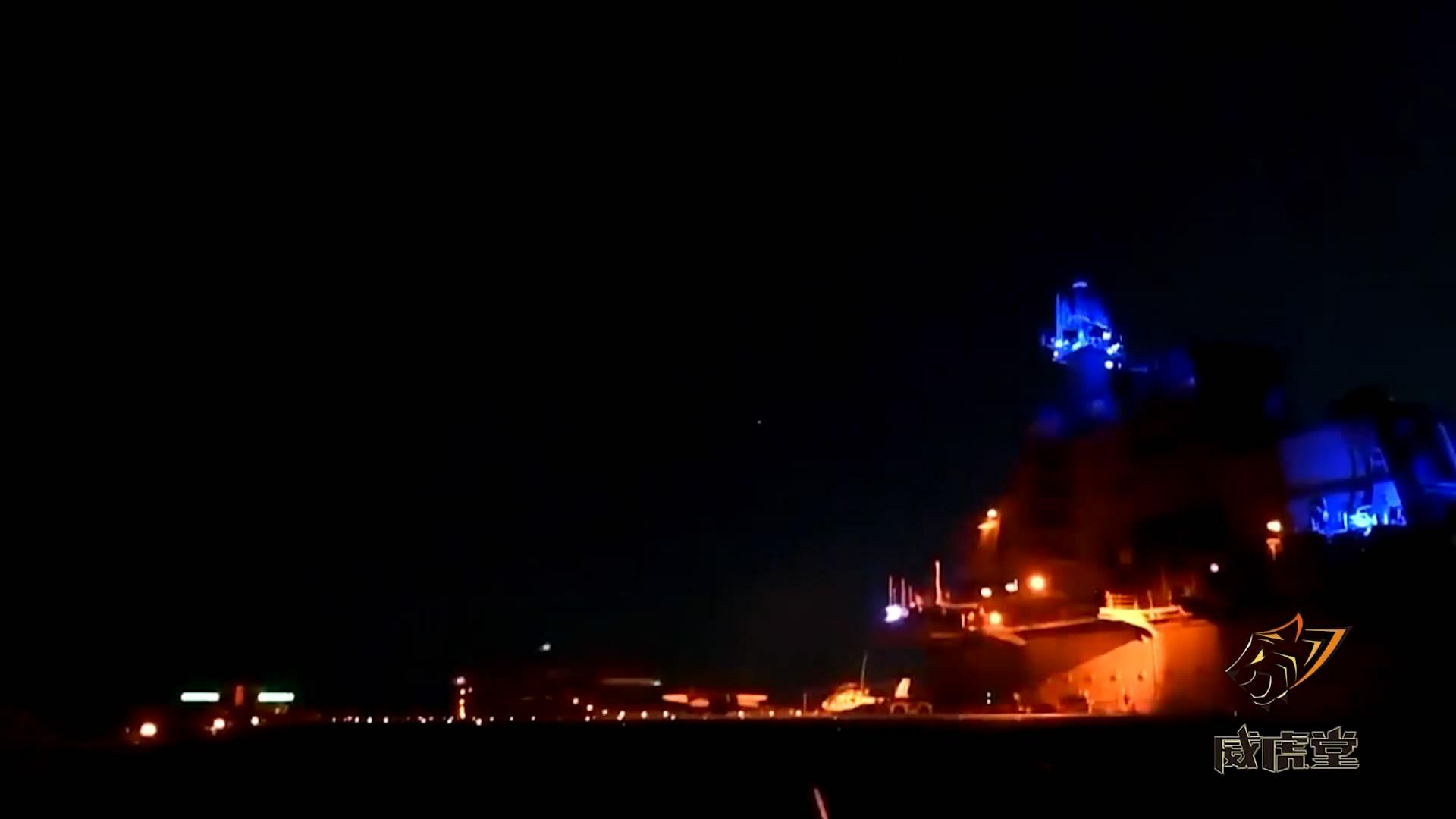J-15の夜間着艦が公開 パイロッ...