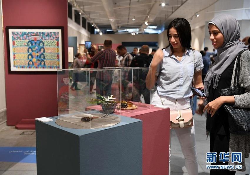 「上海無形文化遺産展」がエジプト・アレクサンドリアで開幕
