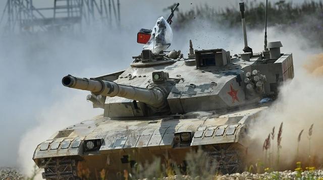 国際軍事コンテストが閉幕 中国の優勝数は2位