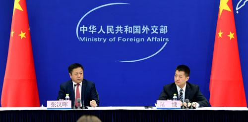 外交部、習近平主席の東方経済フォーラム出席について