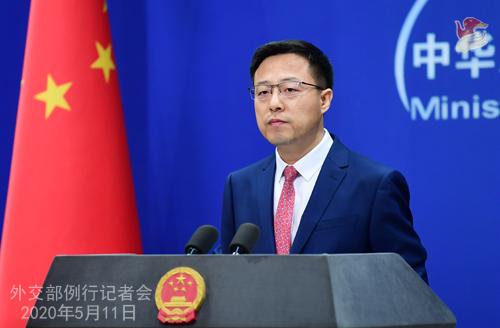 外交部、「釣魚島とその付属島嶼は中国固有の領土」