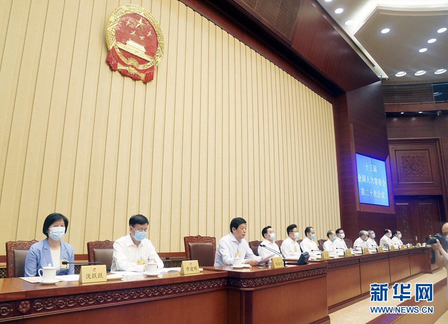 香港地区国家安全維持法可決、習近平国家主席が公布