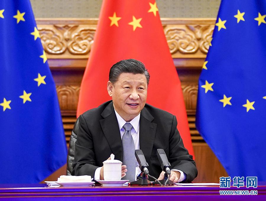 中國?EU首脳、投資協定交渉の妥結を発表