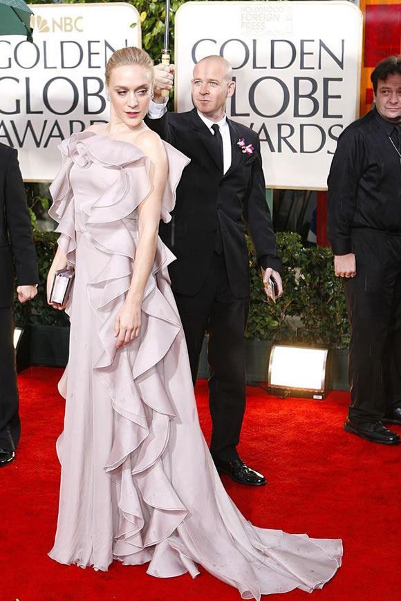 Прекрасные вечерние платья звезд, принявших участие в церемонии вручения кинонаград «Золотой глобус» 16