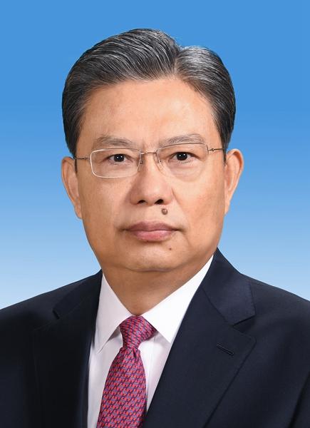 Чжао Лэцзи -- член ПК Политбюро ЦК КПК