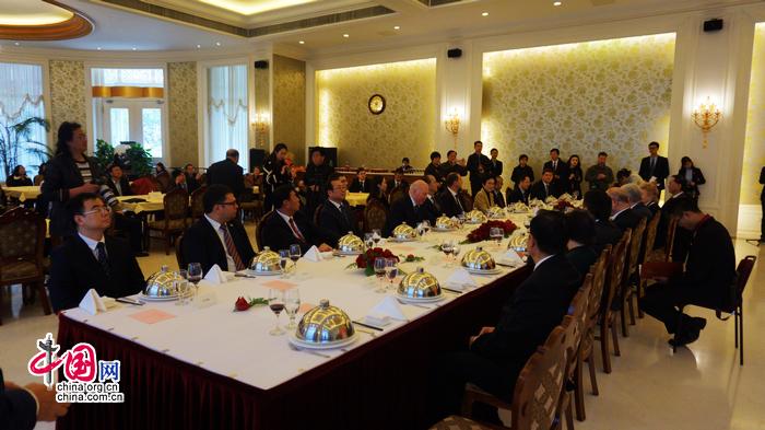В Пекине прошло торжество, посвященное 60-ой годовщине Общества Российско-китайской дружбы