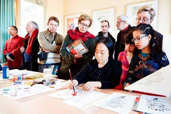 Институт Конфуция на службе у всего мира: связующее звено между культурами