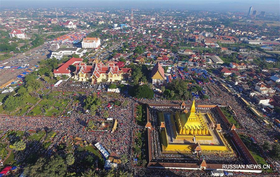 Красоты Лаоса