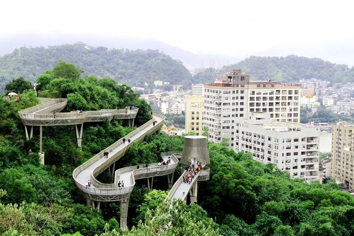 «Зеленый» город Фучжоу раскрывает свои объятия для туристов: прогулка по «дороге счастья»