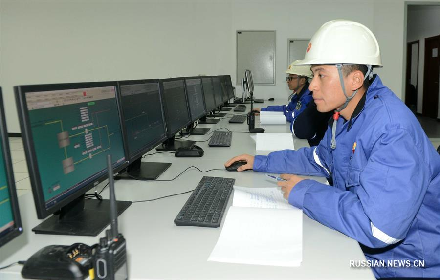 Введена в эксплуатацию первая очередь китайско-узбекского проекта по разработке Каракульского блока ГКМ