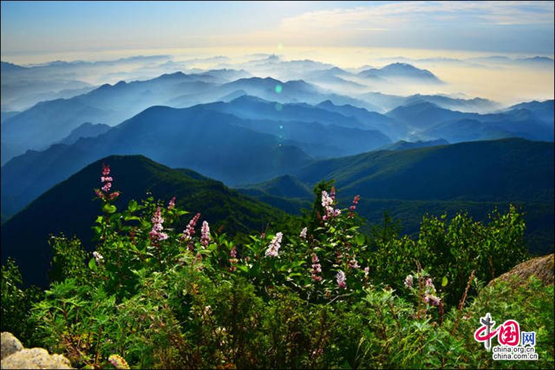 Горы Улиншань - прекрасное место для соединения с природой