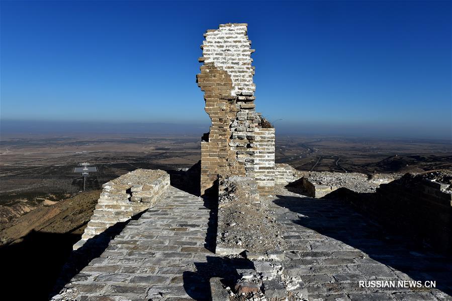 Участок Гуанъу Великой Китайской стены
