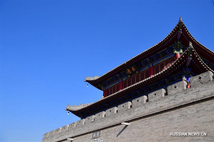 Исторический городской центр уезда Сюньсянь