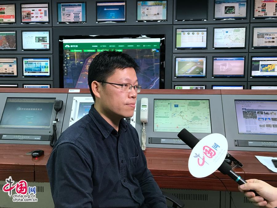 Эксперт Чэнь Тяньэнь: инновации в сфере сельскохозяйственной информатизации приводят в действие модернизацию сельского хозяйства Китая