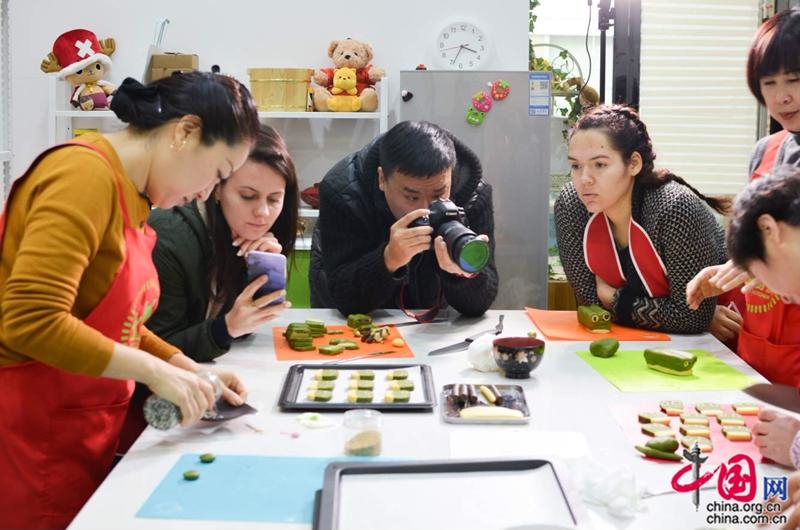 Японский повар и ее «кулинарная культура»