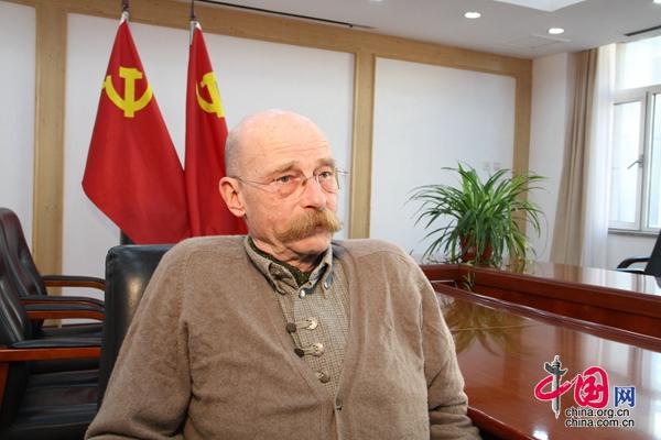 Иностранный специалист из Германии Гартмут Люнинг: я живу в Китае 22 года и каждый день приносит что-то новое