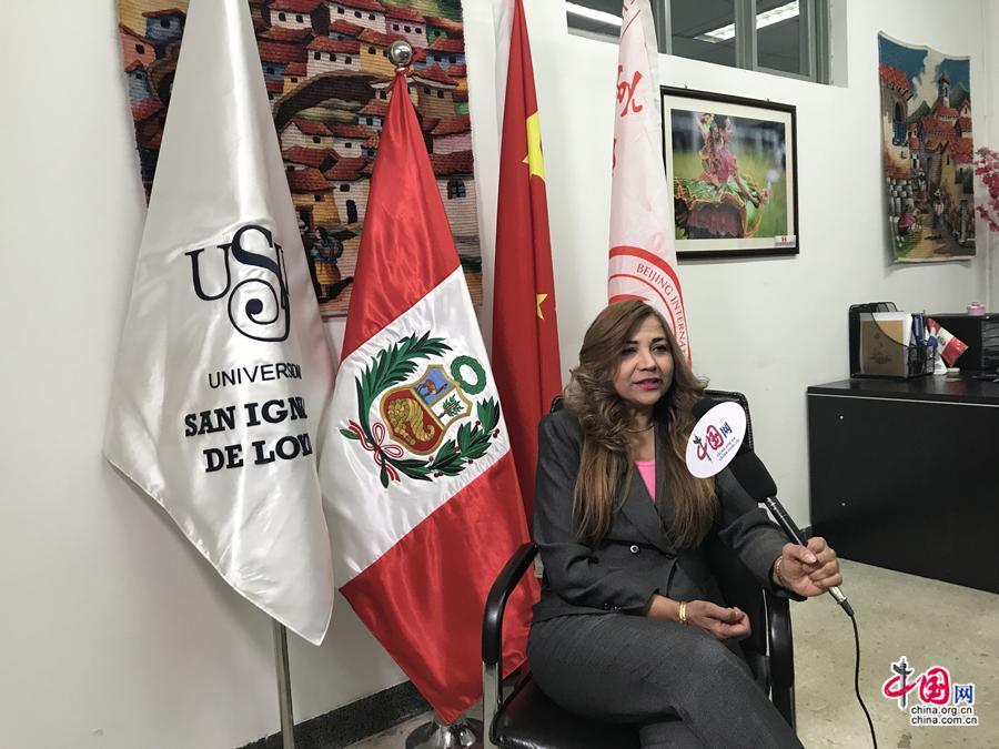 Преподаватель из Панамы Лиз Варгас: обучать еще больше специалистов для укрепления контактов между Китаем и испаноговорящими странами