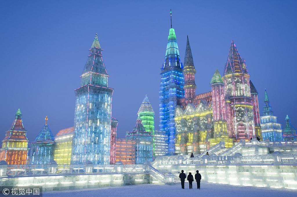 Топ-10 лучших ледяных китайских городов для зимних путешествий