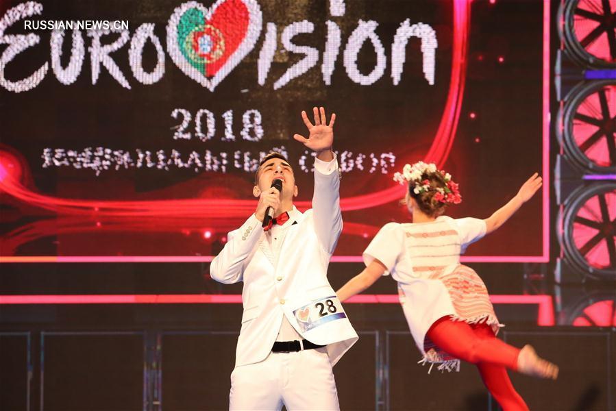"""Кастинг национального отбора на международный песенный конкурс """"Евровидение-2018"""" прошел сегодня в Минске. Жюри прослушало более 90 артистов."""
