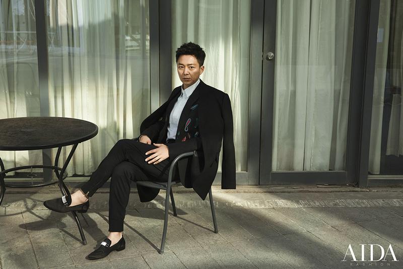 Изысканный актер Лю Ицзюнь