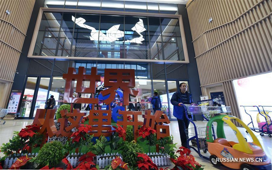 Провинция Хэнань транспортирует товары в более 180 стран мира