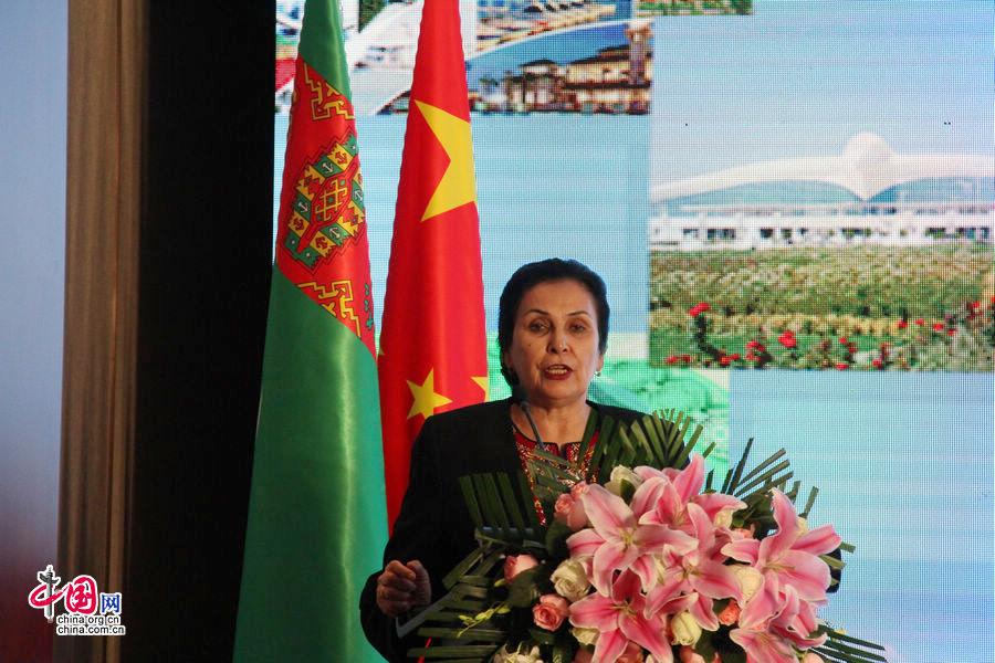 Открытие визового сервисного Центра Туркменистана «Шелковый путь» расширит сотрудничество в туристической сфере между Китаем и Туркменистаном