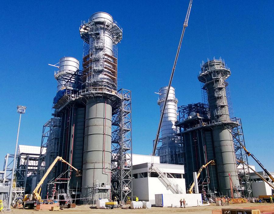 В текущем году в Туркменистане будет введена в строй первая в регионе газотурбинная электростанция комбинированного цикла