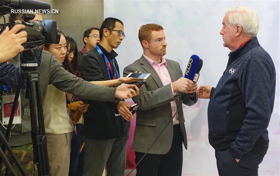 Китай внесет особый вклад во всемирную борьбу с допингом -- глава ВАДА