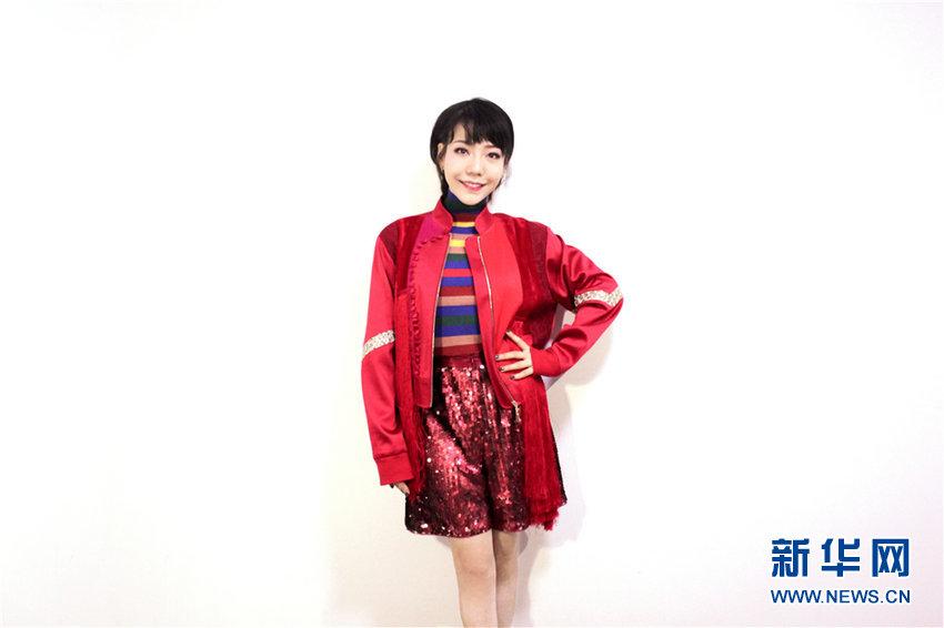 Китайская певица У Мочоу создает новый стиль праздника Весны