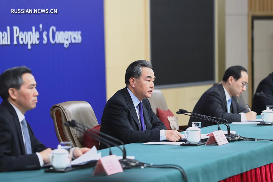 Ван И: углублению китайско-российского сотрудничества нет предела