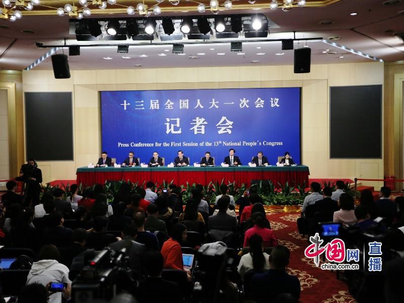 Пресс-конференция в рамках Первой сессии ВСНП 13-го созыва, посвященная теме «Работа ВСНП в сфере контроля»