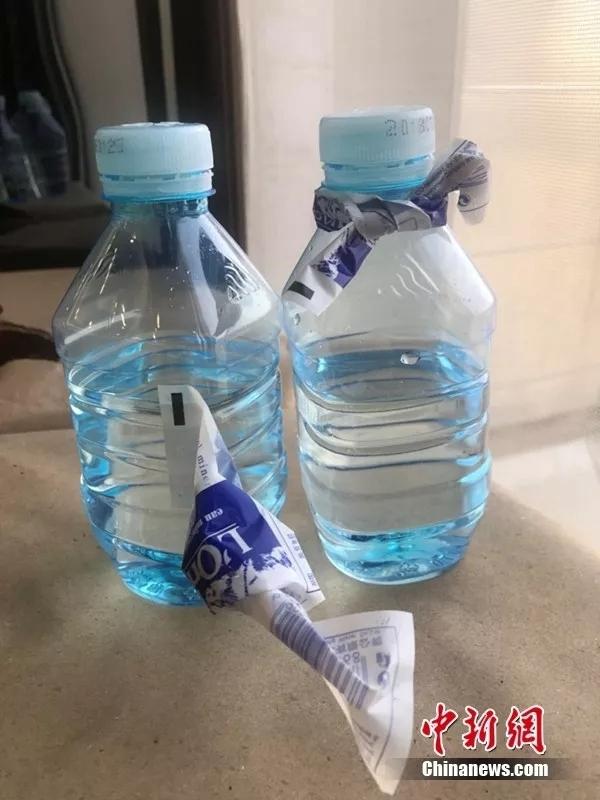 Этикетки на бутылках охраняют окружающую среду: Интернет-пользователи высоко оценивают нововведение на «двух сессиях»
