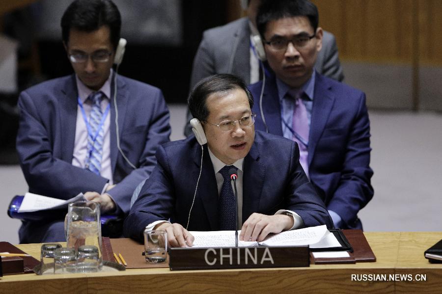 Китайский дипломат высоко оценил усилия ООН для смягчения гуманитарной ситуации в Сирии
