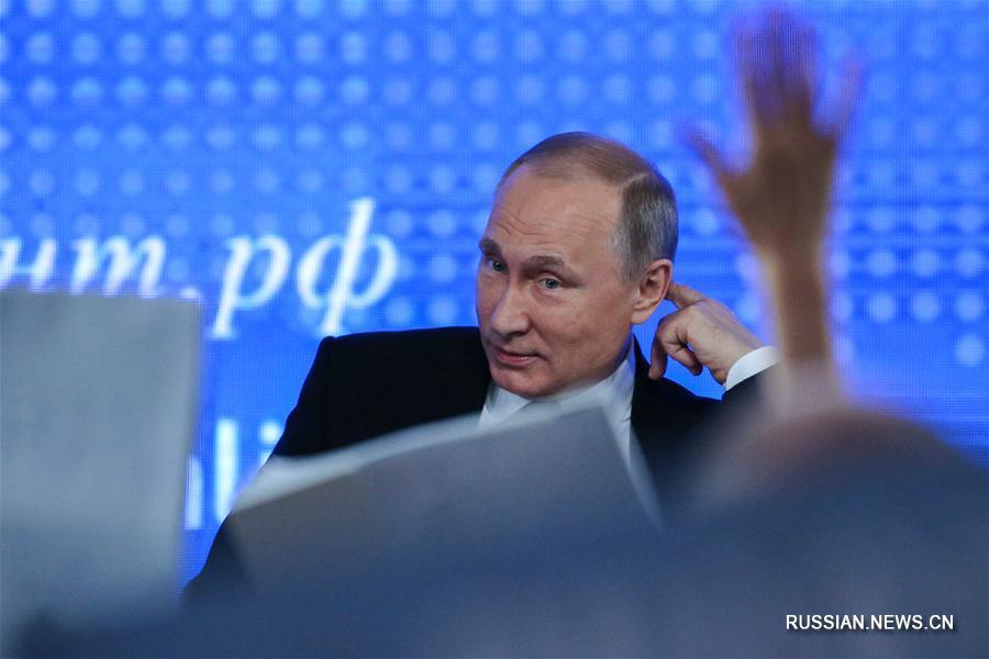 РФ и КНР продолжат делать все для наращивания взаимодействия -- В. Путин