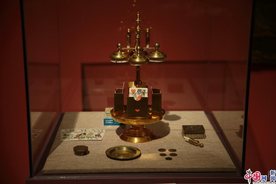В Пекине проходит выставка, посвященная российскому императорскому двору