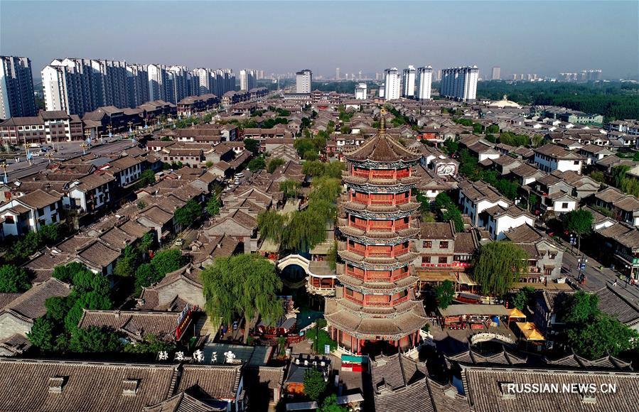 Древний городок Луаньчжоу