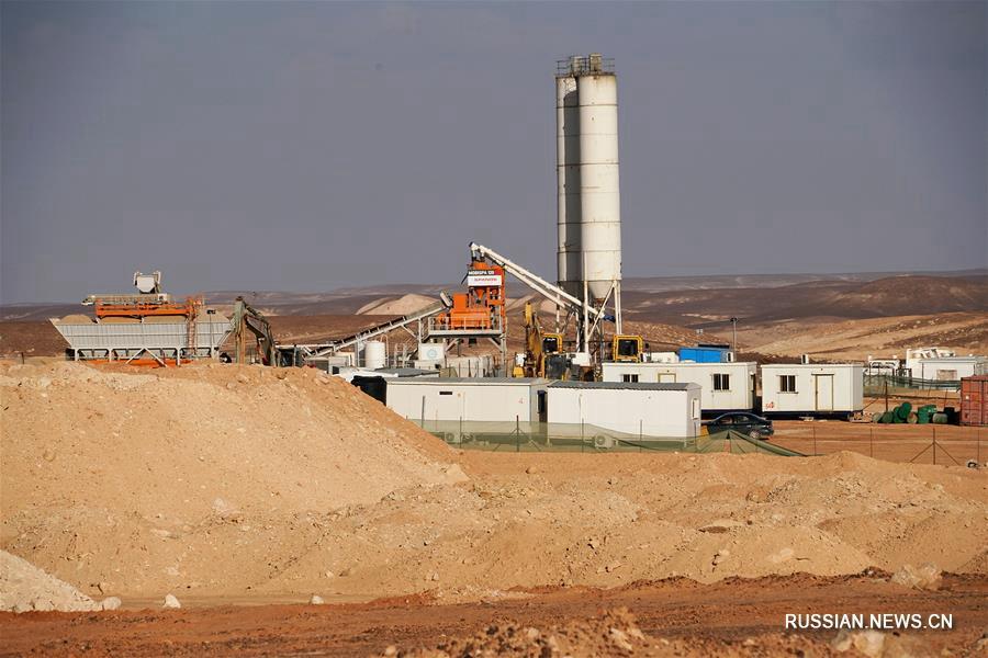 """В странах вдоль """"Пояса и пути"""" интенсивно ведется инфраструктурное строительство с участием китайских предприятий"""