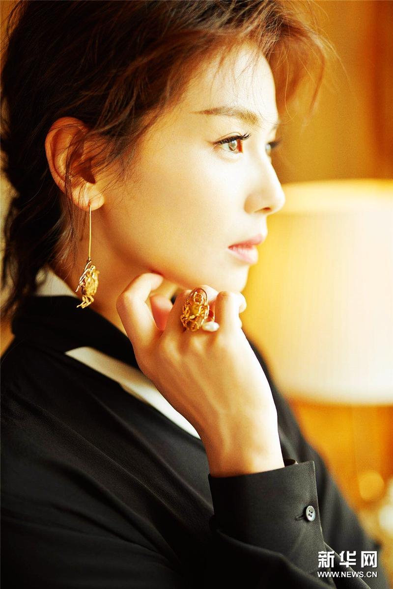 Лю Тао в новых фото