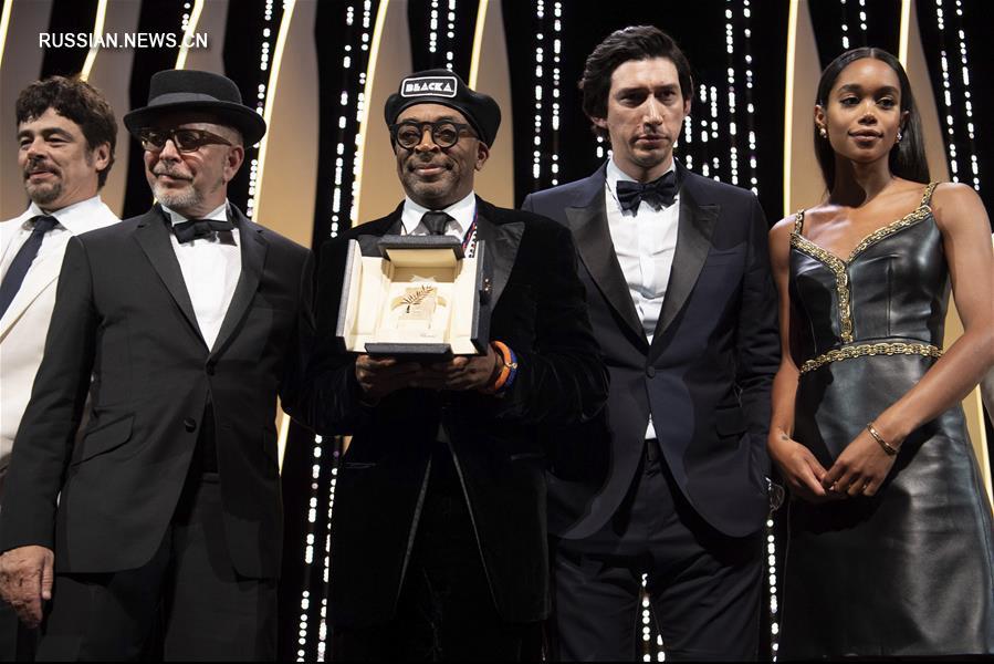 В Каннах завершился 71-й международный кинофестиваль