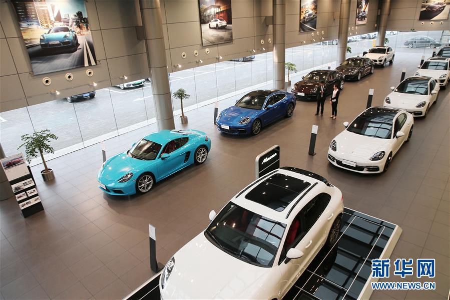 Китай снизит импортные пошлины на автомобили