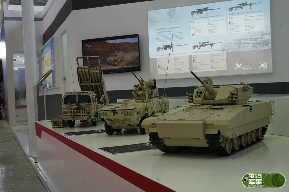 Китайское передовое вооружение представлено на выставке KADEX-2018 в Казахстане