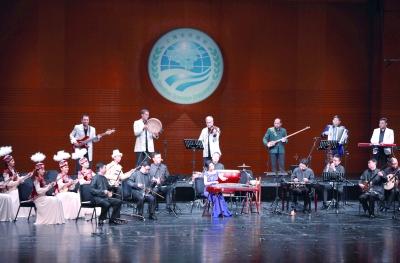 В Пекине открылся Фестиваль искусств стран ШОС