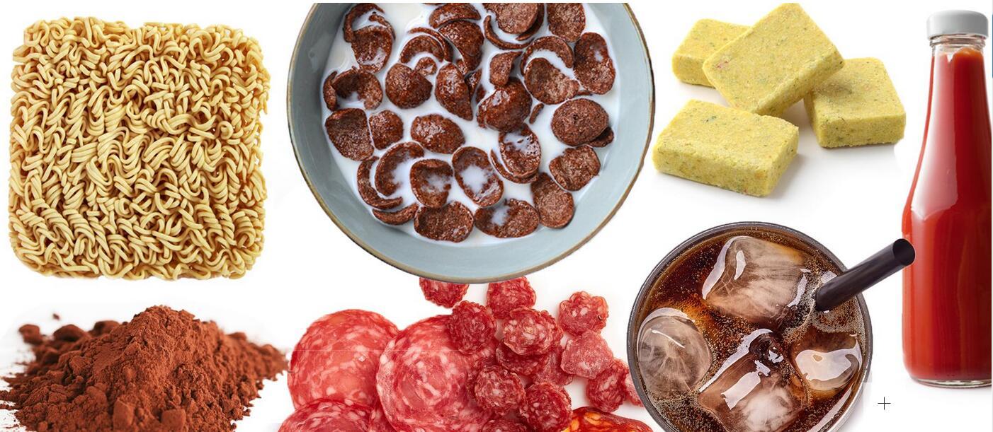 Француский журнал выбрал десять вредных для здоровья продуктов