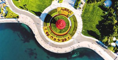 В этом году Китай рисует Циндао на картине ШОС