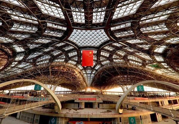 Новый аэропорт Пекина будет введен в эксплуатацию в сентябре 2019 года