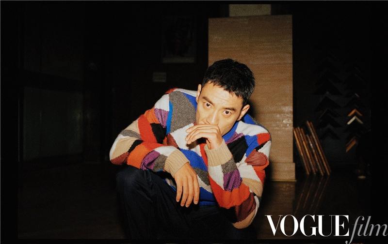 Ли Гуанцзе в снимках с винтажным стилем